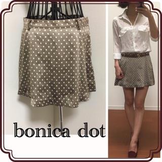 ボニカドット(bonica dot)の【ボニカドット】ドット柄ショートパンツ✳︎キュロット(ショートパンツ)