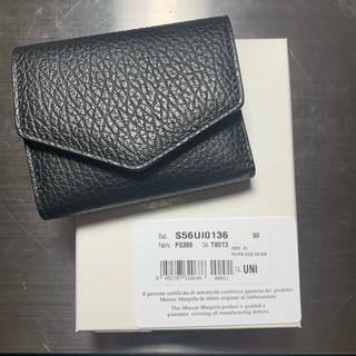 マルタンマルジェラ(Maison Martin Margiela)の新品未使用 値下げ× margiela 三つ折り エンベループウォレット(財布)