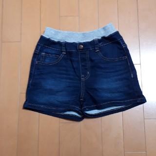 GU - ☆美品☆GU ショートパンツ ガールズ デニム 140サイズ