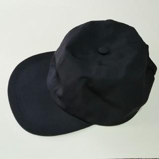 ユニクロ(UNIQLO)のユニクロ キャップ☆UNIQLO☆UV カット☆黒(キャップ)