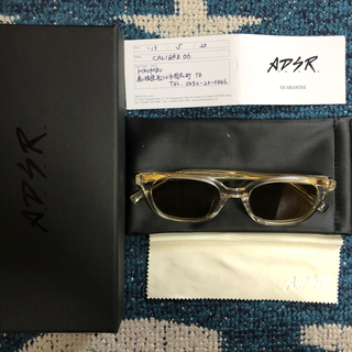 BEAUTY&YOUTH UNITED ARROWS - a.d.s.r calibre