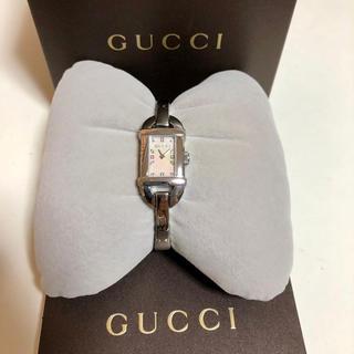 グッチ(Gucci)の✨GUCCI ✨グッチ バンブー 6800L YA068586 クォーツウォッチ(腕時計)