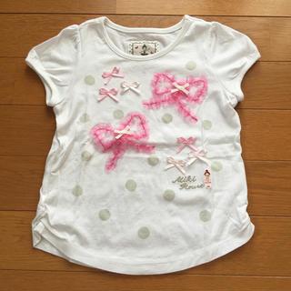 mikihouse - 美品★ミキハウス★リーナちゃん★Tシャツ 100