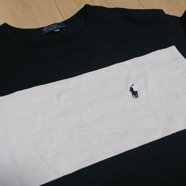 POLO RALPH LAUREN(ポロラルフローレン)のラルフローレン Tシャツ 150センチ キッズ/ベビー/マタニティのキッズ服男の子用(90cm~)(Tシャツ/カットソー)の商品写真