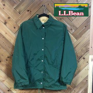 エルエルビーン(L.L.Bean)のL.L.bean Coach Jacket MADE IN USA(ブルゾン)
