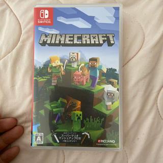 マイクロソフト(Microsoft)の中古 Minecraft Switch(家庭用ゲームソフト)