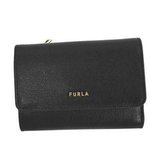Furla - FURLA 三つ折り財布 レディース ブラック
