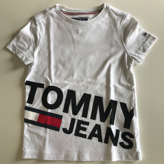 TOMMY HILFIGER - tommy キッズ tシャツ 104センチ