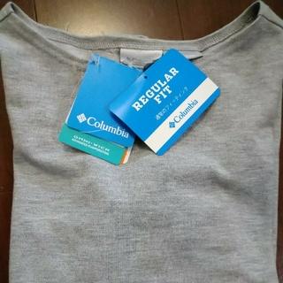コロンビア(Columbia)のコロンビアレディーストップス新品未使用。(Tシャツ(長袖/七分))