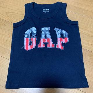 ベビーギャップ(babyGAP)のbabyGAP  タンクトップ(Tシャツ/カットソー)