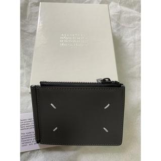 マルタンマルジェラ(Maison Martin Margiela)のMaison Margiela メゾンマルジェラ  レザークリップ ウォレット(折り財布)