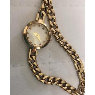 ジェイダ(GYDA)のジェイダ ゴールドブレスレット時計(腕時計)