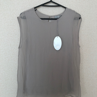 ディノス(dinos)のDAMA collection シルク100%(シャツ/ブラウス(半袖/袖なし))