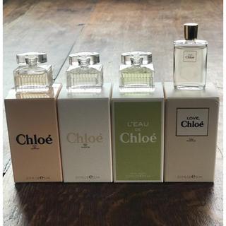 Chloe - クロエ ミニチュアコレクション (4P)CHLOE LES PARFUMS