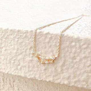 Ameri VINTAGE - 山羊座* capricorn necklace 星座ネックレス