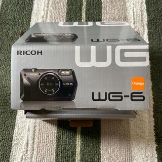 RICOH - RICOH WG-6 (オレンジ)