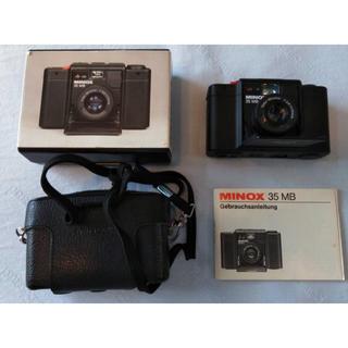 ニコン(Nikon)のMinox製カメラ 35mm フィルム用(フィルムカメラ)