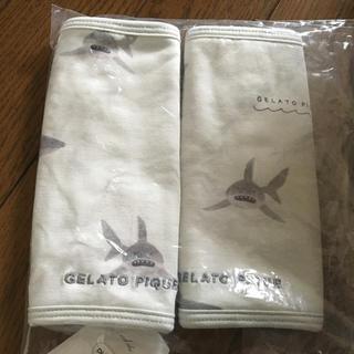 gelato pique - ジェラートピケ 抱っこひもカバー サッキングパッド シャーク