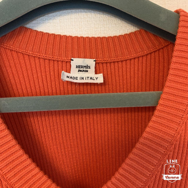 Hermes(エルメス)のエルメス ニット レディースのトップス(ニット/セーター)の商品写真
