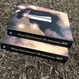 AAA - Nissy Entertainment5th AnniversaryBEST