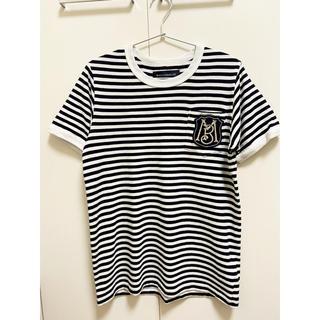 マディソンブルー(MADISONBLUE)の超美品 マディソンブルー  BORDER POCKET TEE(Tシャツ/カットソー(半袖/袖なし))