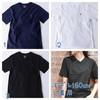 ラルフローレン(Ralph Lauren)の3枚セット キッズL 160-165cm ラルフローレン (Tシャツ(半袖/袖なし))