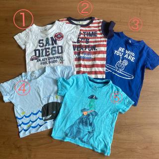 ベビーギャップ(babyGAP)のTシャツ 男の子 5枚(Tシャツ/カットソー)
