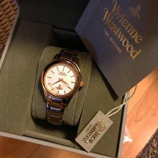 ヴィヴィアンウエストウッド(Vivienne Westwood)の腕時計 ヴィヴィアン ウエストウッド ピングゴールド(腕時計)