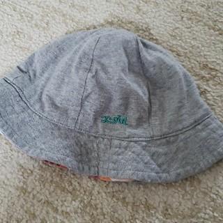 エックスガールステージス(X-girl Stages)の帽子 エックスガールハット(帽子)