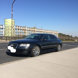 AUDI - !A8 クワトロ 車検付き アウディ