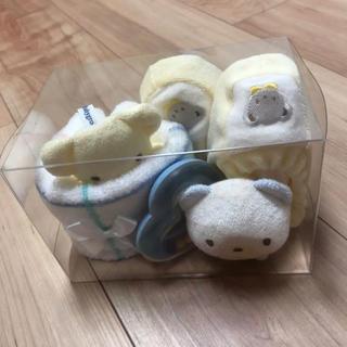 ファミリア(familiar)のファミリア♡出産お祝いセット(がらがら/ラトル)