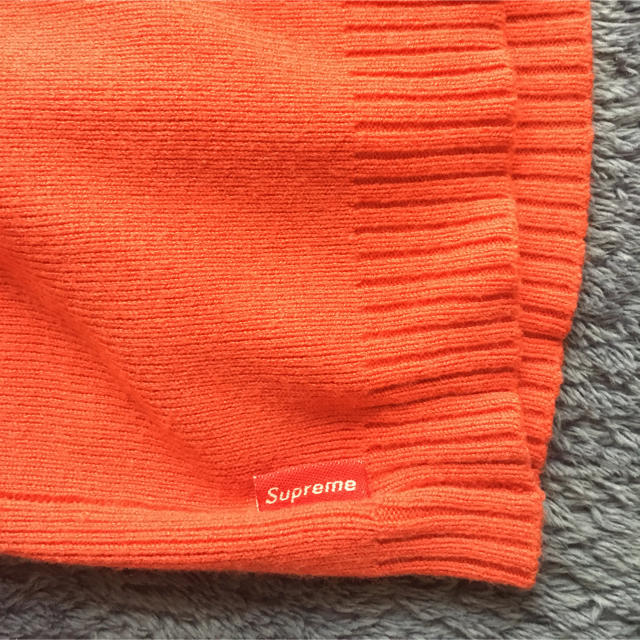 Supreme(シュプリーム)のSupreme(シュプリーム)ニットキャップ オレンジ メンズの帽子(ニット帽/ビーニー)の商品写真
