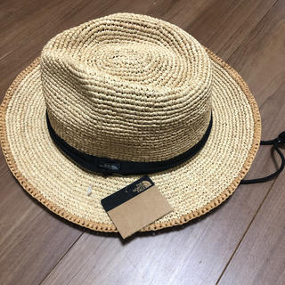 THE NORTH FACE - THE NORTH FACE◆Raffia Hat ハット通気性◎男女OK!!