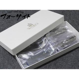 未使用品 WAKO 和光 ◆ 銀仕上げ ケーキサーバー & ナイフ(その他)