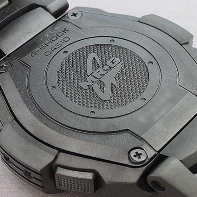CASIO(カシオ)のカシオ Gショック MR-G 25周年記念 電波ソーラー 限定200本 MRG- メンズの時計(腕時計(デジタル))の商品写真