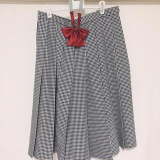 HANAE MORI - スカート&リボンセット