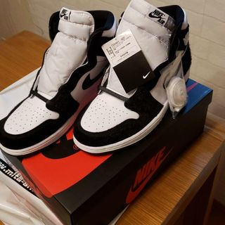 WMNS nike AIR JORDAN 1 HIGH OG 28cm(スニーカー)