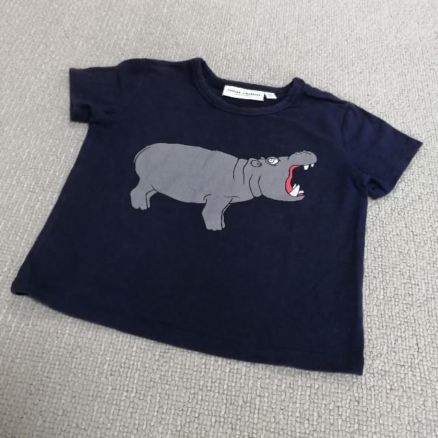 こどもビームス(コドモビームス)のmini rodini Tシャツ80-86cm キッズ/ベビー/マタニティのベビー服(~85cm)(Tシャツ)の商品写真