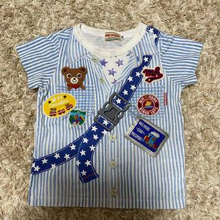 ミキハウス(mikihouse)のミキハウス Tシャツ 80cm (Tシャツ)