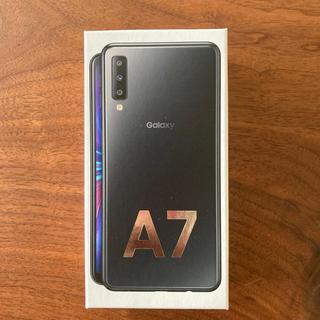 Galaxy - Garaxy A7 64GB 本体