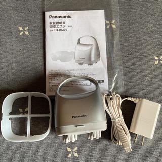 パナソニック(Panasonic)の【美品】Panasonic 頭皮エステ EH-HM79(スカルプケア)