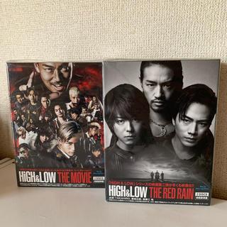 エグザイル トライブ(EXILE TRIBE)のHIGH & LOW  Blu-ray Disc(日本映画)