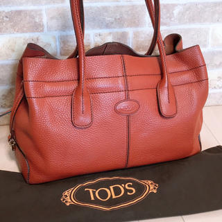 TOD'S - 《格安》TOD'S(トッズ)トートバッグ