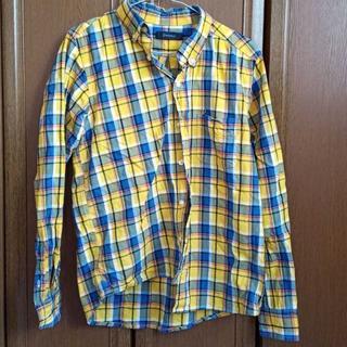 RAGEBLUE - RAGEBLUE チェックシャツ Mサイズ