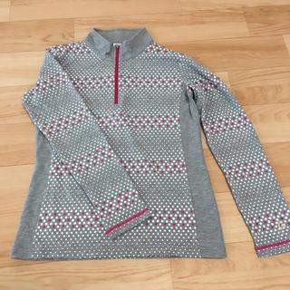 ルコックスポルティフ(le coq sportif)のルコック ウェア トップス レディースL(Tシャツ(長袖/七分))