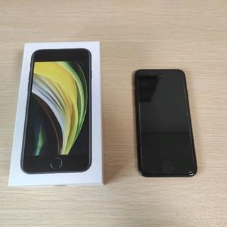 iPhone - iPhone SE2 本体+周辺機器+箱 ブラック128gb