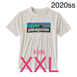patagonia - パタゴニア ボーイズ キャプリーン クール デイリー Tシャツ p-6 キッズ