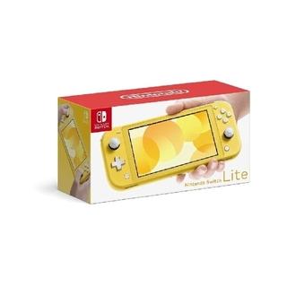ニンテンドースイッチ(Nintendo Switch)の新品 Nintendo Switch Lite スイッチ ライト イエロー(家庭用ゲーム機本体)