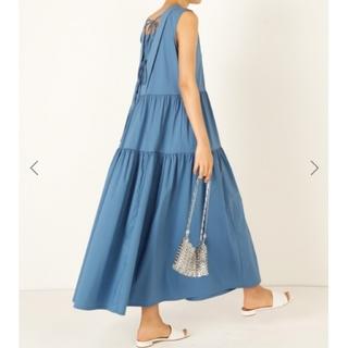 LE CIEL BLEU - 新品未使用 ルシェルブルー ワンピース Tiny Bow Dress