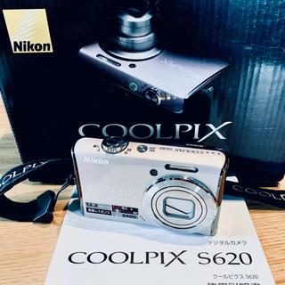 ニコン(Nikon)のNikon デジタルカメラ COOLPIX (クールピクス) S620(コンパクトデジタルカメラ)